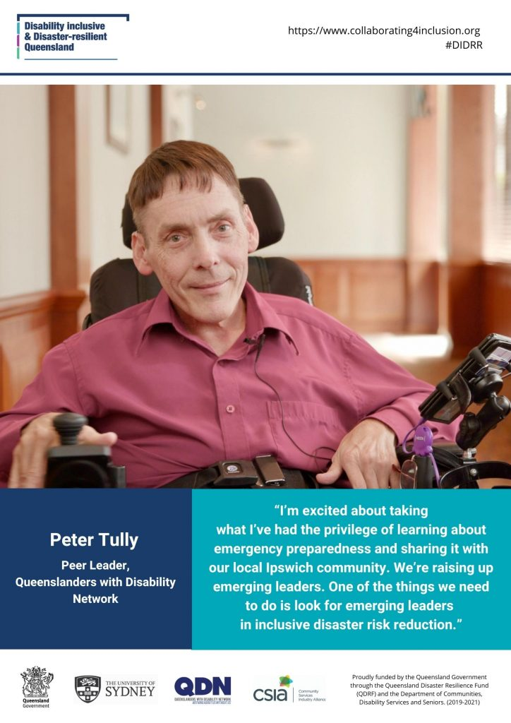 Peter Tully, 9 May 2020