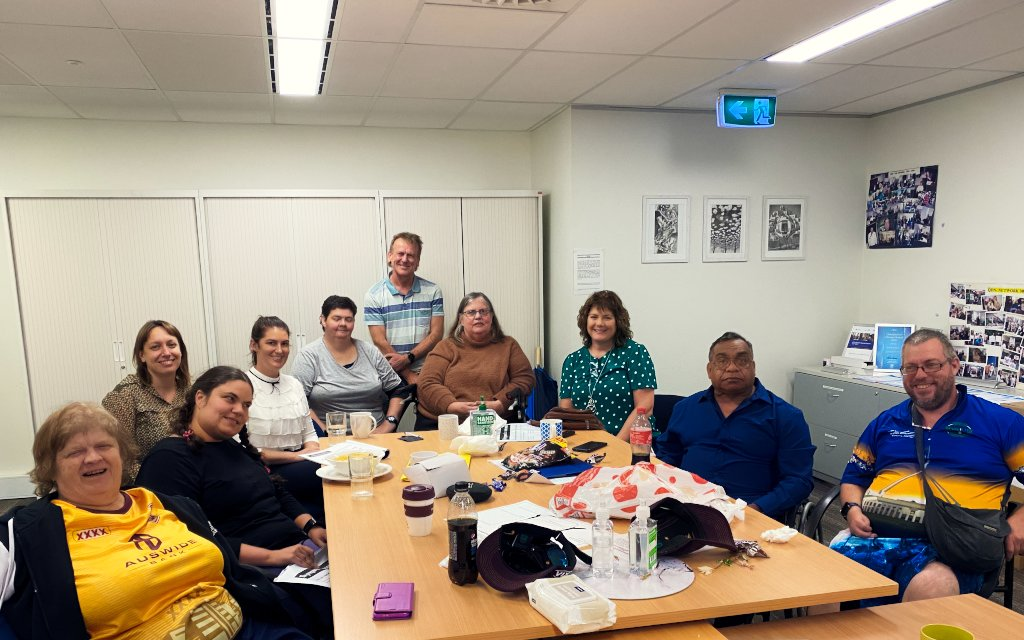 Hot Topics Peer Support Group